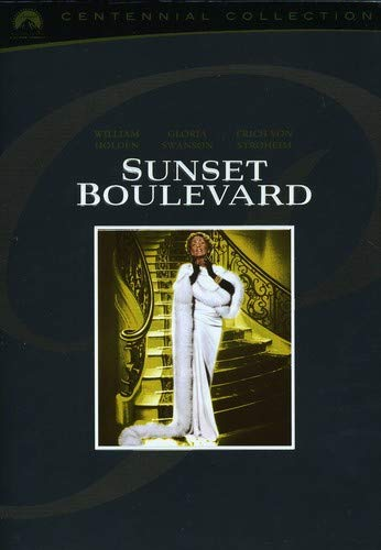 Sunset Boulevard cover