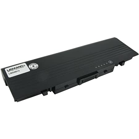 Lenmar Battery Fits Dell Inspiron 1520, 1521, 1720, 1721, Vostro 1500,