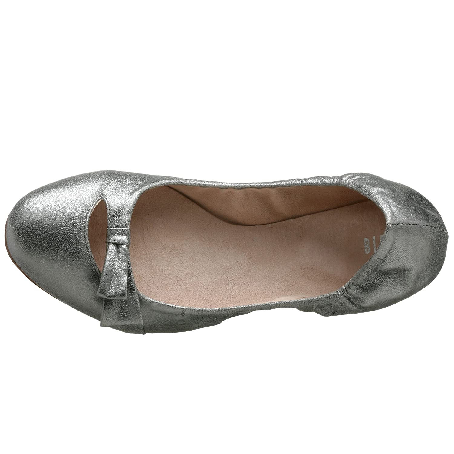 Bloch London Side Star Bow Ballet Flat - Free Overnight Shipping & Return Shipping: Endless.com from endless.com