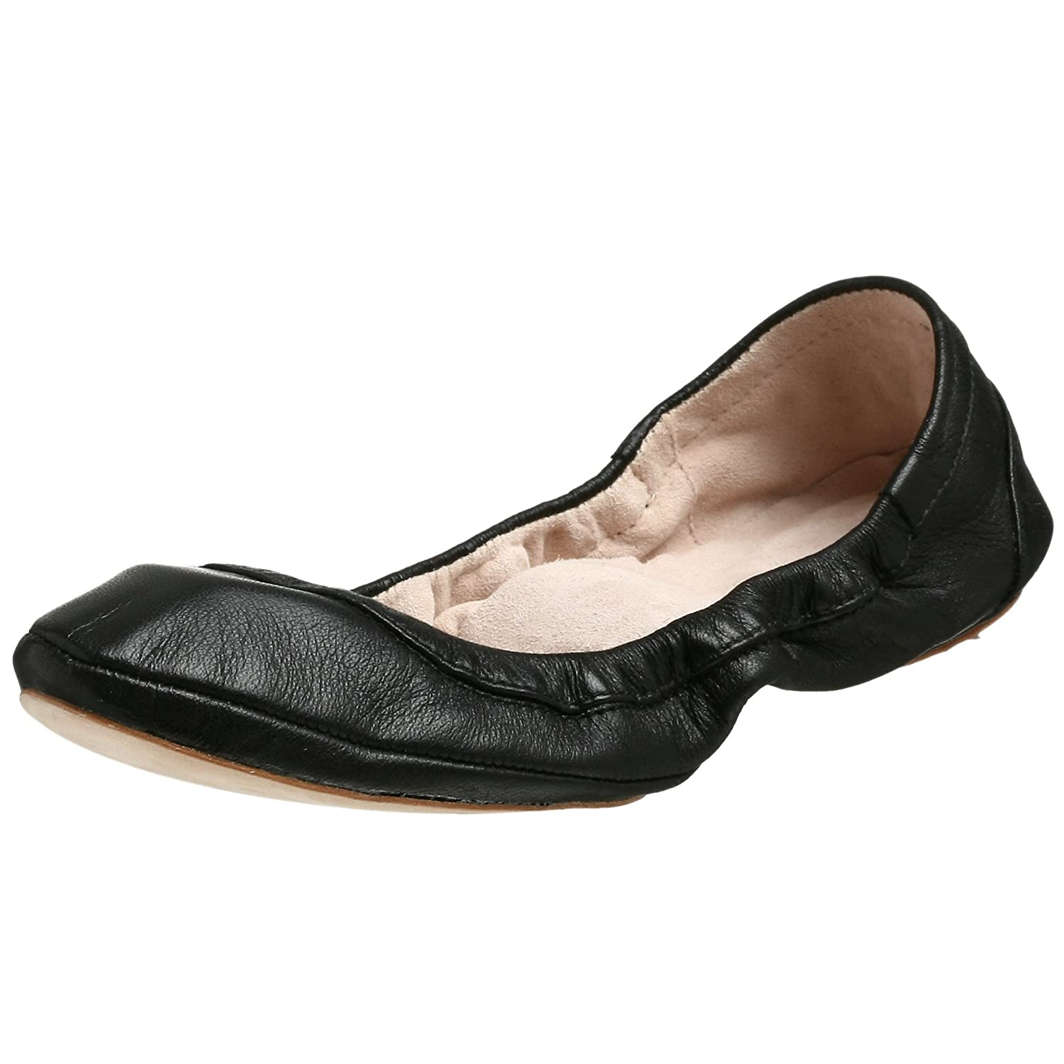 Bloch London DD Roll Up Ballet Flat - Free Overnight Shipping & Return Shipping: Endless.com from endless.com