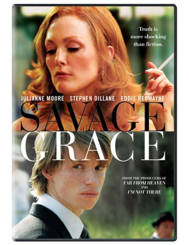 Savage Grace DVD