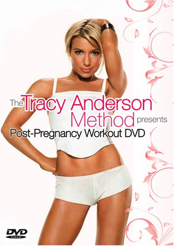 The Tracy Anderson Method Presents Post-Pregnancy Workout DVD