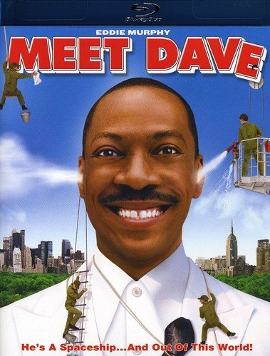 Meet Dave [Blu-ray] DVD