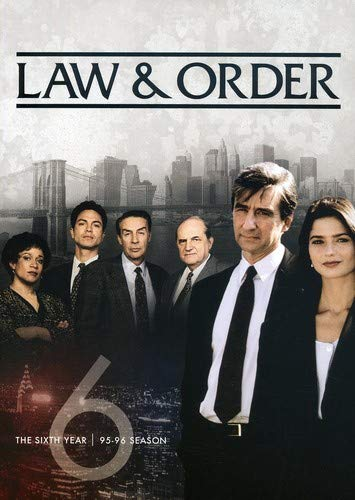 Law and Order: The Sixth Year DVD