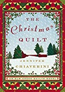 Book Cover: The Christmas Quilt by Jennifer Chiaverini