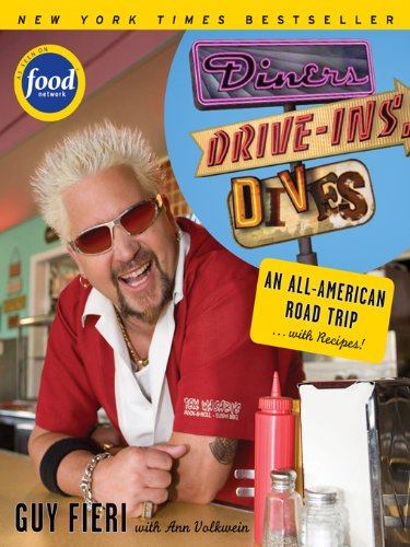 Book Diners, Drive-Ins, and Dives