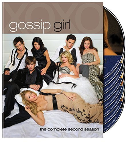 Gossip Girl: The Complete Second Season DVD