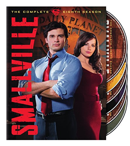 Smallville - Season 8 DVD