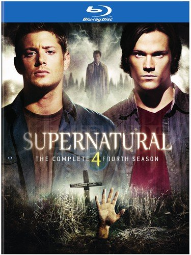 Supernatural: The Complete Fourth Season [Blu-ray] DVD