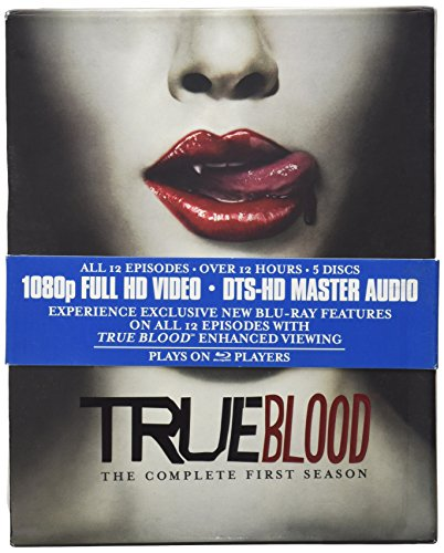 True Blood: The Complete First Season [Blu-ray] DVD