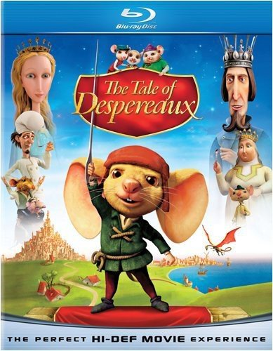 The Tale of Despereaux [Blu-ray] DVD