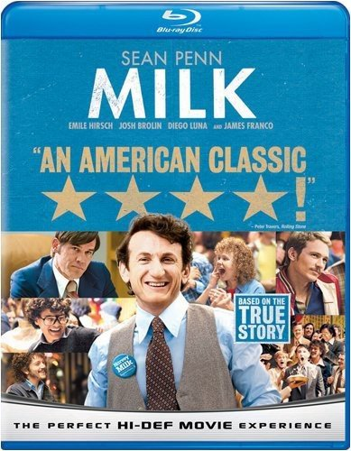 Milk [Blu-ray] DVD
