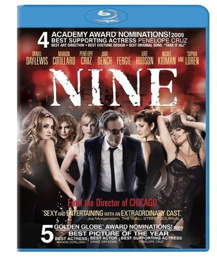 Nine [Blu-ray] DVD