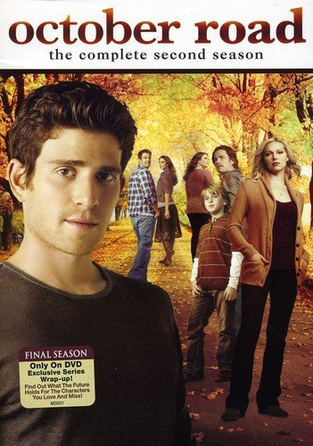 October Road: The Complete Second Season cover