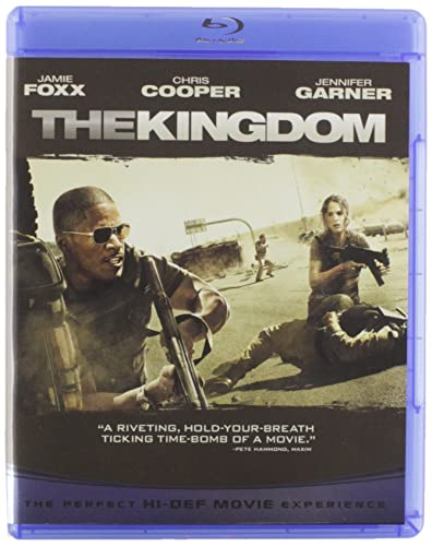 The Kingdom [Blu-ray] DVD