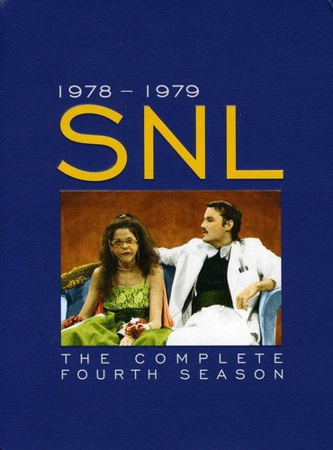 Saturday Night Live - The Complete Fourth Season DVD