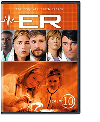 ER - The Complete Tenth Season DVD
