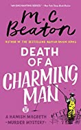 Book Cover: Death of a Charming Man by M C Beaton