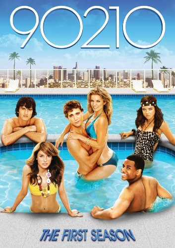 90210: The Complete First Season DVD