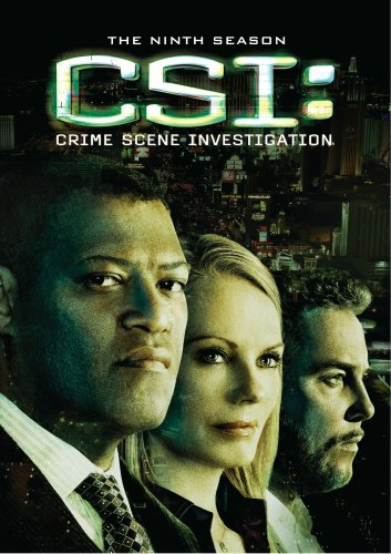 CSI: Crime Scene Investigation - The Complete Ninth Season DVD