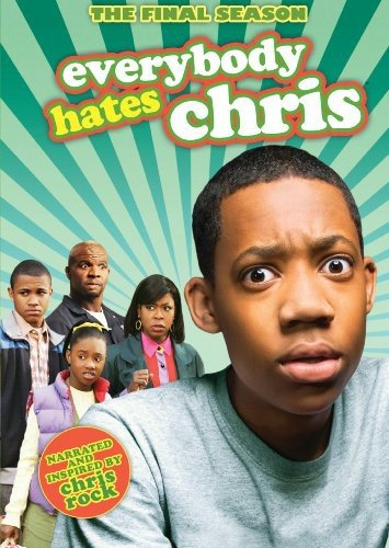 Everybody Hates Chris - Season Four DVD