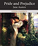 Cover Image of Pride and Prejudice (1813) by Jane Austen published by Vexin Classics