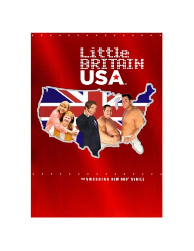 Little Britain USA DVD