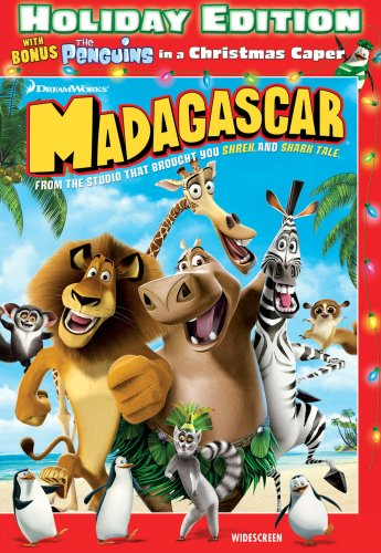 Madagascar [Holiday Edition] DVD