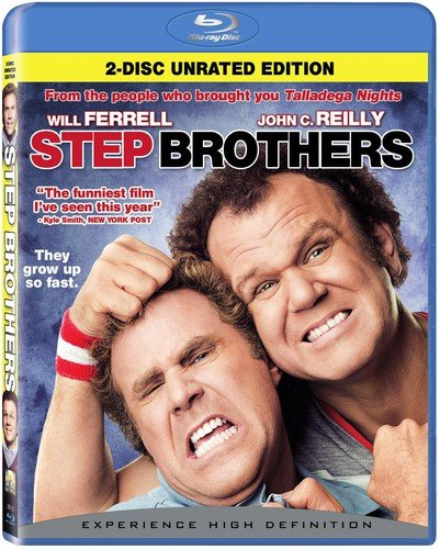 Step Brothers [Blu-ray] DVD