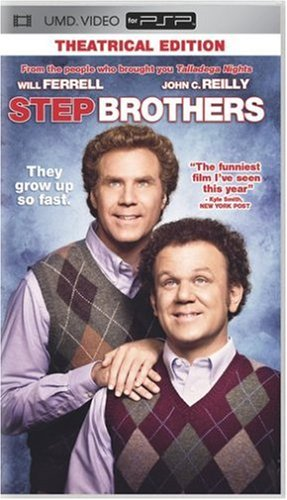 Step Brothers [UMD for PSP] DVD