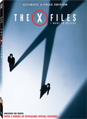 Buy The x files DVD