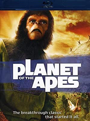 MOVIE REVIEW: Planet of the Apes (1968)