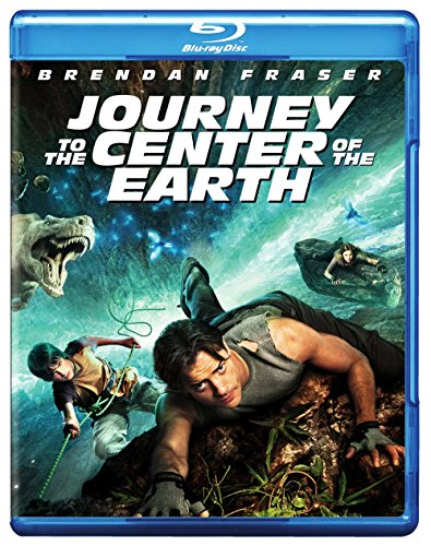 Journey to the Center of Earth  DVD