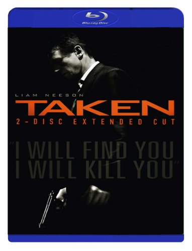 Taken [Blu-ray] DVD