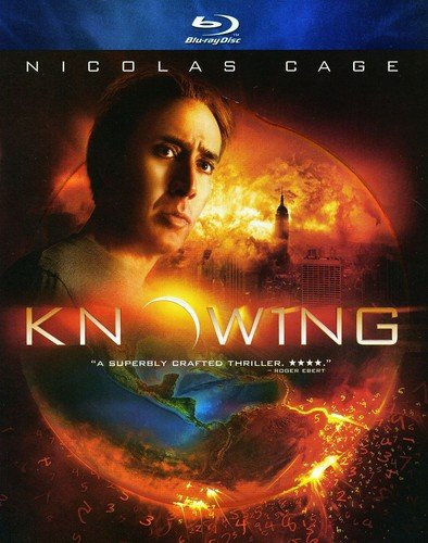Knowing [Blu-ray] DVD