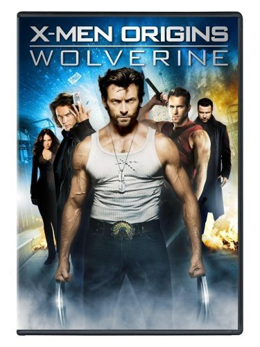 X-Men Origins: Wolverine DVD