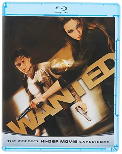 Wanted [Blu-ray] DVD
