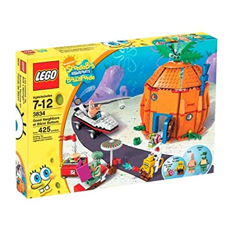 LEGO SpongeBob Adventures at Bikini Bottom