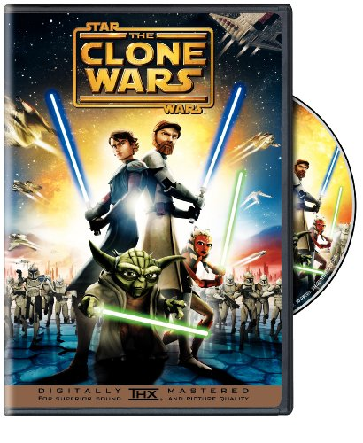 Star Wars: The Clone Wars  DVD