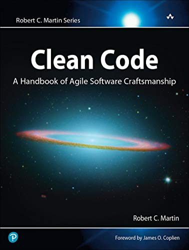 36. Clean Code: A Handbook of Agile Software Craftsmanship