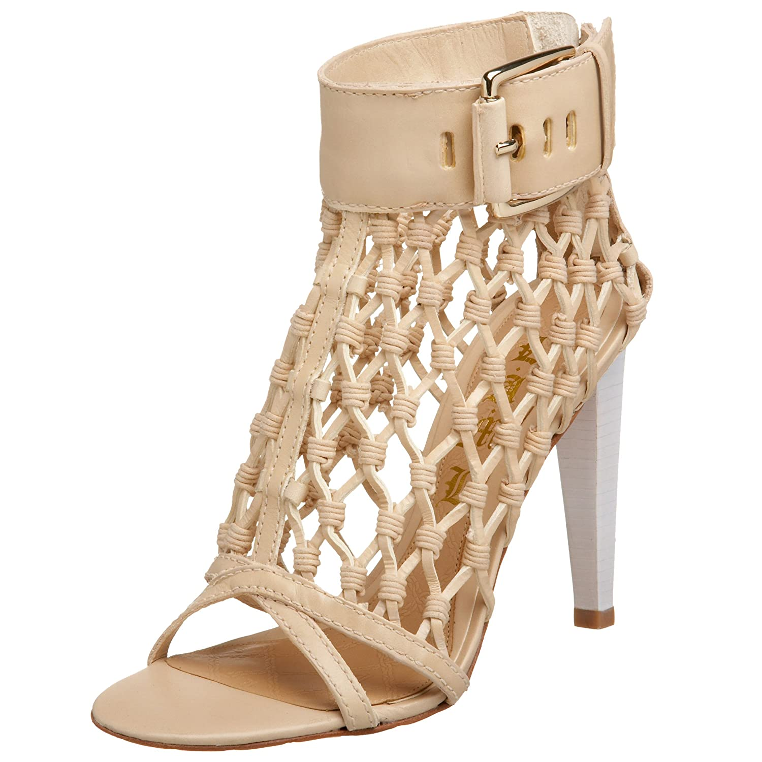 L.A.M.B. Women's Faith Bootie - Free Overnight Shipping & Return Shipping: Endless.com :  sandal lamb caged