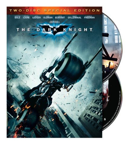 Buy The dark knight DVD
