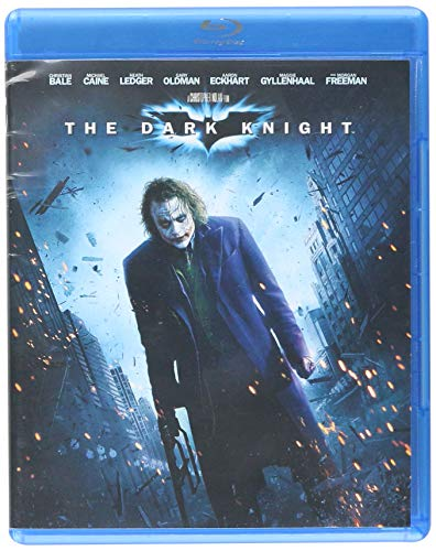 The Dark Knight  DVD