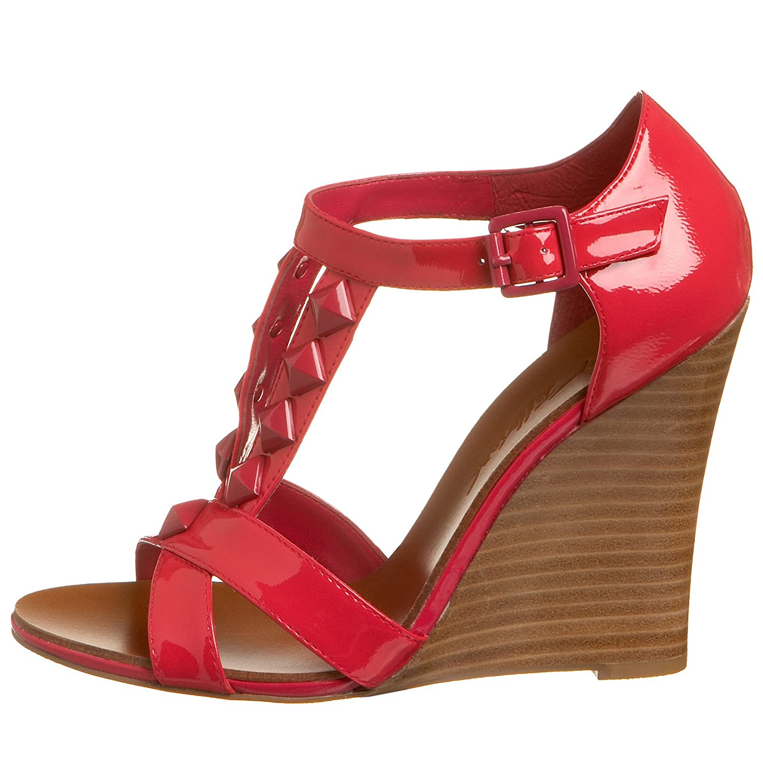 Betsey Johnson Deborah Wedge Sandal from endless.com