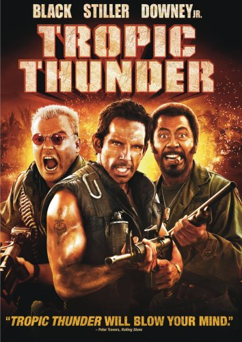 Tropic Thunder  DVD
