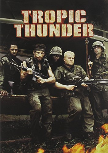 Buy The tropic thunder DVD