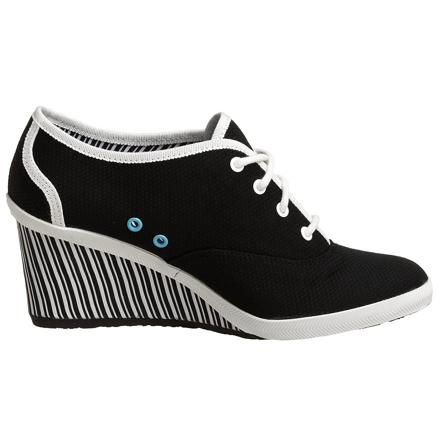 Keds Women's Do-Si-Do Wedge - Free Overnight Shipping & Return Shipping: Endless.com :  rubber sneakers retro keds