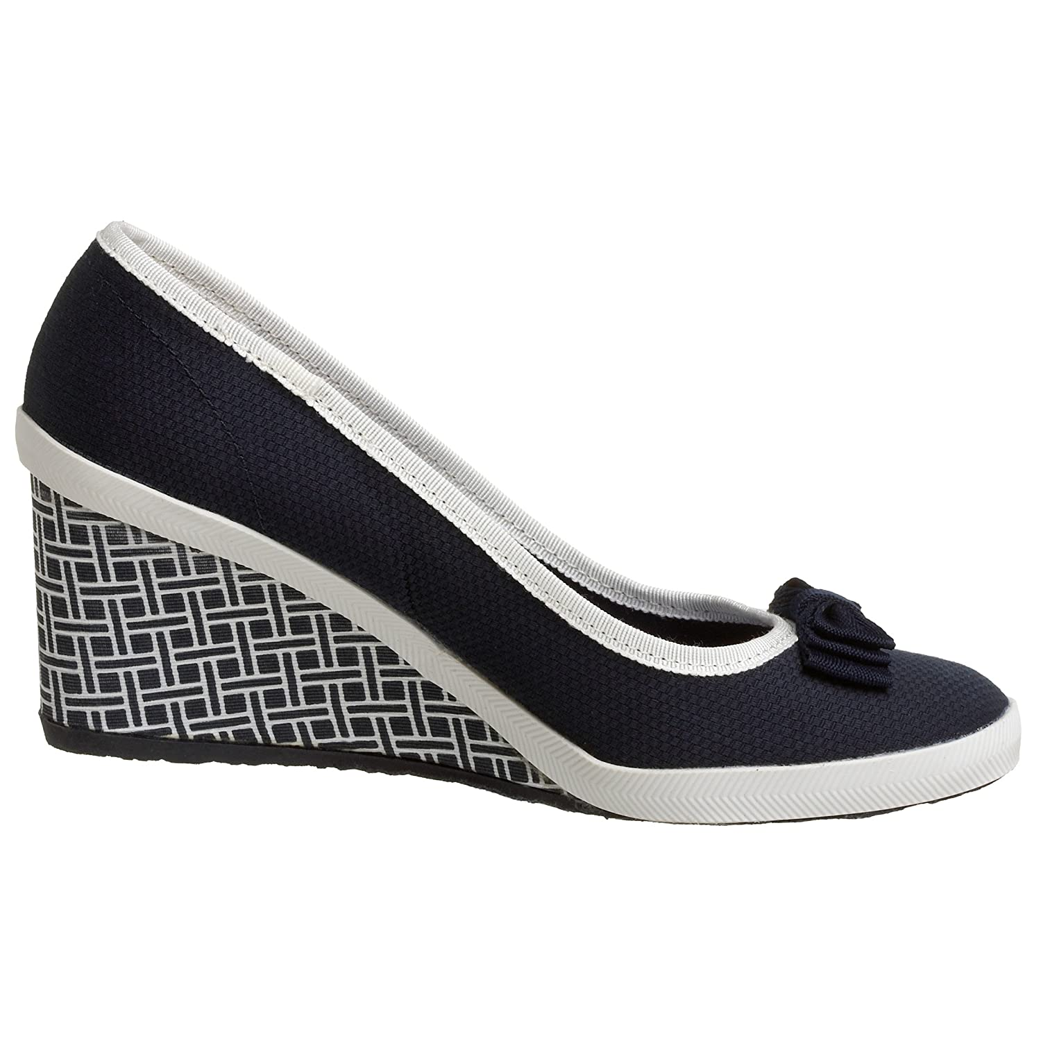 Keds Bliss Skimmer Wedge - Free Overnight Shipping & Return Shipping: Endless.com :  shoes skimmer grosgrain pattern