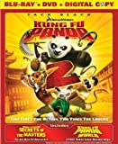 Kung Fu Panda 2 (Two-Disc Blu-ray/DVD Combo + Digital Copy)