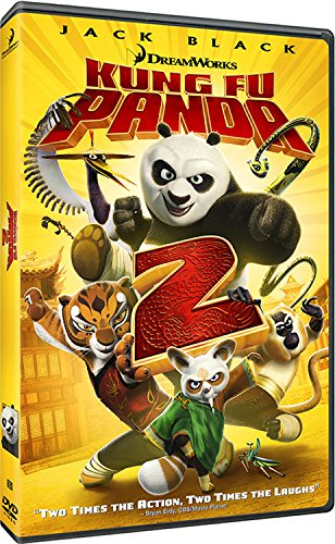 Kung Fu Panda 2 DVD